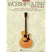 The Worship Guitar Anthology - Volume 1 book cover