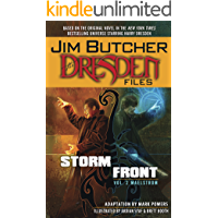 Jim Butcher's The Dresden Files: Storm Front Vol. 2: Maelstrom (Jim Butcher's The Dresden Files: Complete Series) book cover