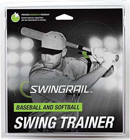SWINGRAIL BaseballSoftball Training Aid