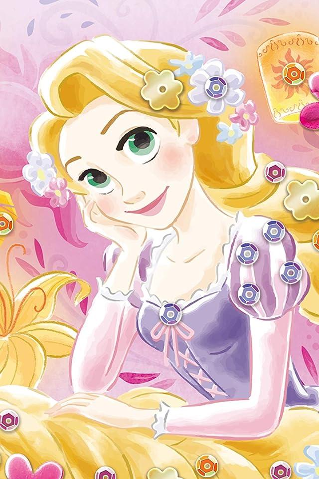 ディズニー ディズニー ラプンツェル/マジカル・ランタン iPhone(640×960)壁紙画像