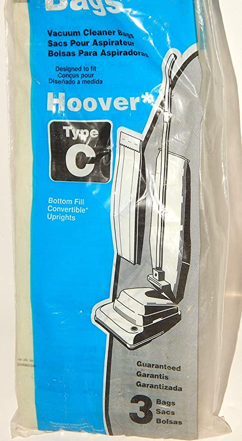 Amazon.com - Hoover Type C Vacuum Bag Upright by VacMaster 3 ...