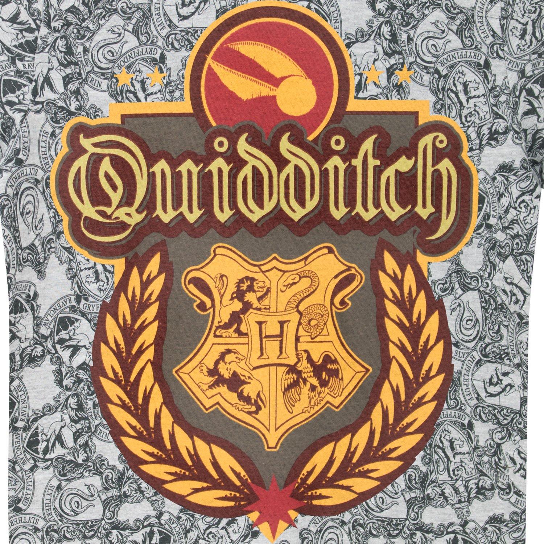 Maglietta a Maniche Corta Ragazzi HARRY POTTER Quidditch