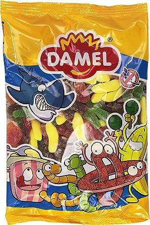 Damel - Gominolas con azucar, surtido, 1kg.: Amazon.es ...