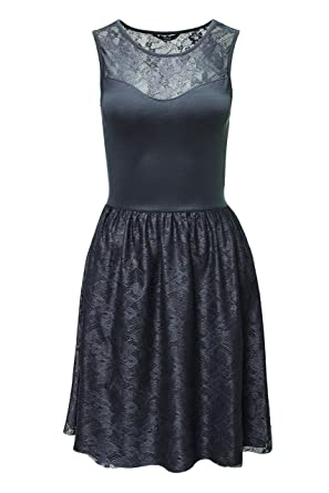 cd29f76714c282 ONLY Damen Cocktailkleid Stretch Sommerkleid: Amazon.de: Bekleidung