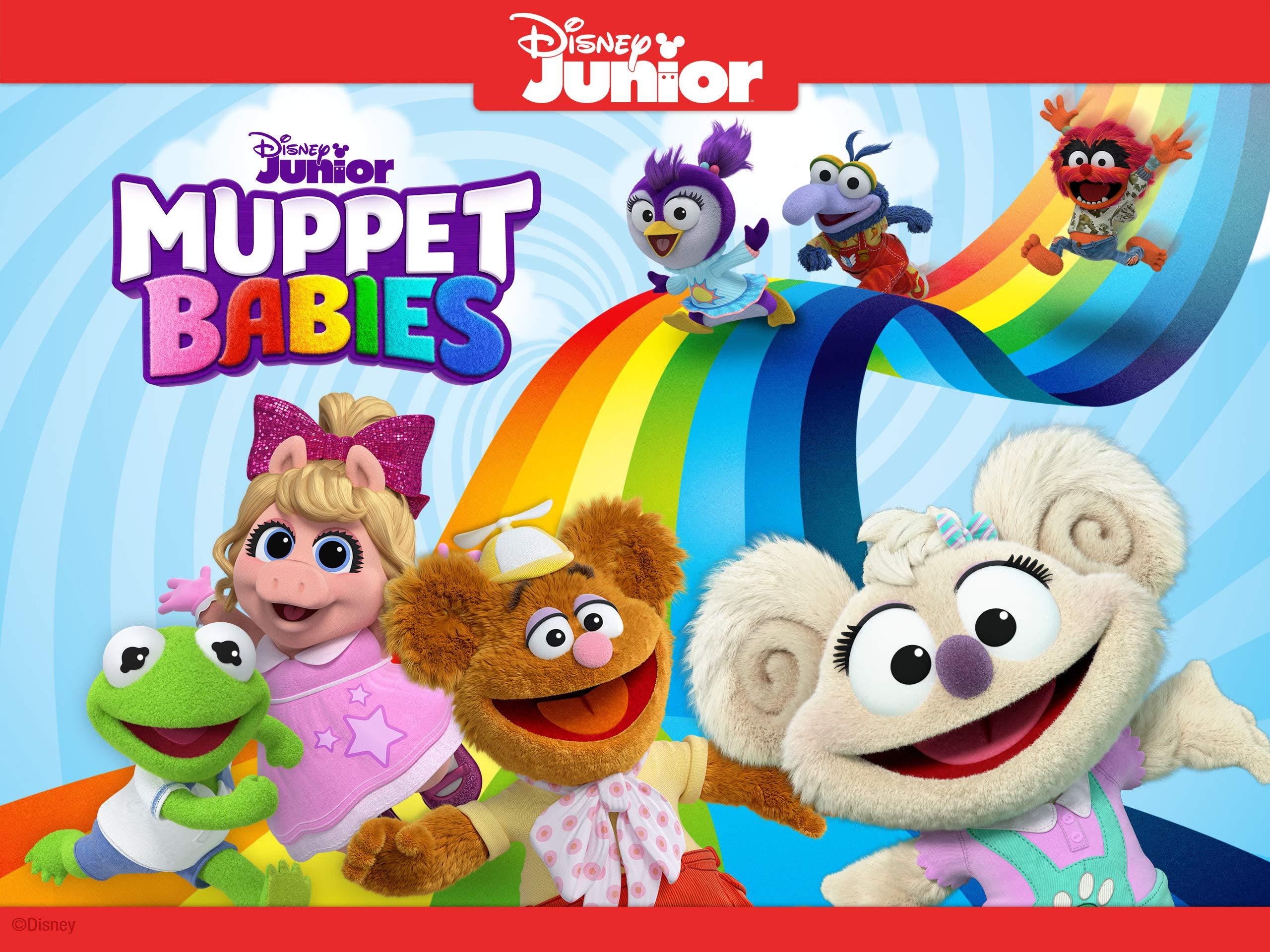 Muppet Babies 2021 A Very Muppet Babies Christmas Watch Muppet Babies Volume 5 Prime Video