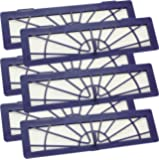 6 Stück XL Mikro High Performance Hochleistungs Hepa Filter für alle Neato Botvac Typen 70, 70E, 75, 75E, 85, 85E, BotVac Serie , BotVac D Serie, BotVac Connected von SchwabMarken