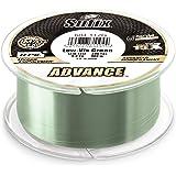 Sufix Advance Lo-Vis Green Monofilament 250-330 Yard Spools