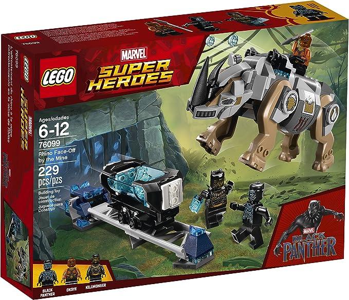 Around 150 pcs No Minifigures Authentic Rhino Lego Set