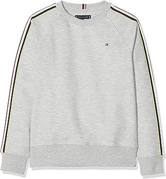 Tommy Hilfiger Stripe Interlock Sweatshirt Sudadera para Niños