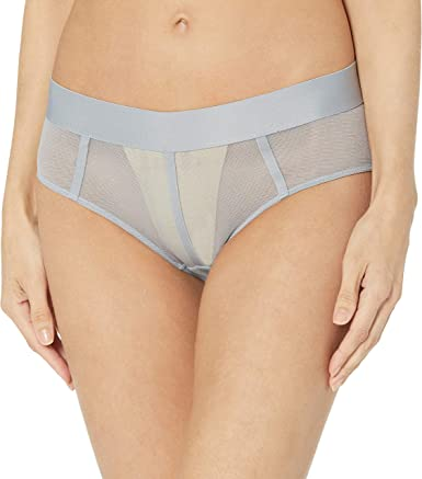 DKNY Women's Sheers Hipster Panty at Amazon Women's Clothing store