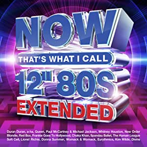 Now That's What I Call 12-Inch 80s: Extended / Various