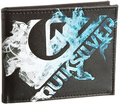 Quiksilver All I Need, - Cartera para Hombre Gris Grau/Smoke ...