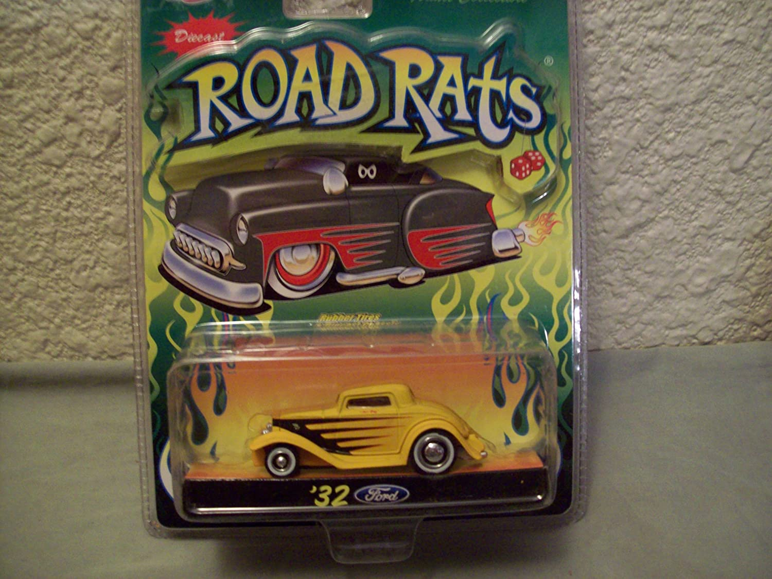 Amazon jada toys road rats 1932 ford toys games thecheapjerseys Images