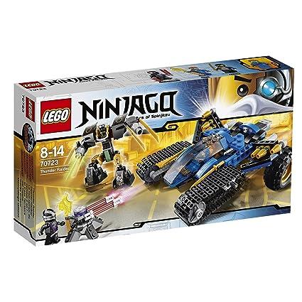 Amazon.com: LEGO Ninjago Zapdos Rader 70723: Toys & Games