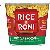 Rice a Roni Cups, Cheddar Broccoli, 2.1 Ounce
