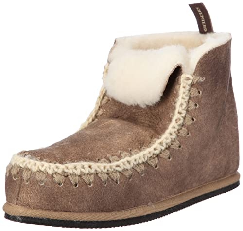 816202e0636 Shepherd Women s PIA SLIPPER Warm lined low house shoes  Amazon.co ...