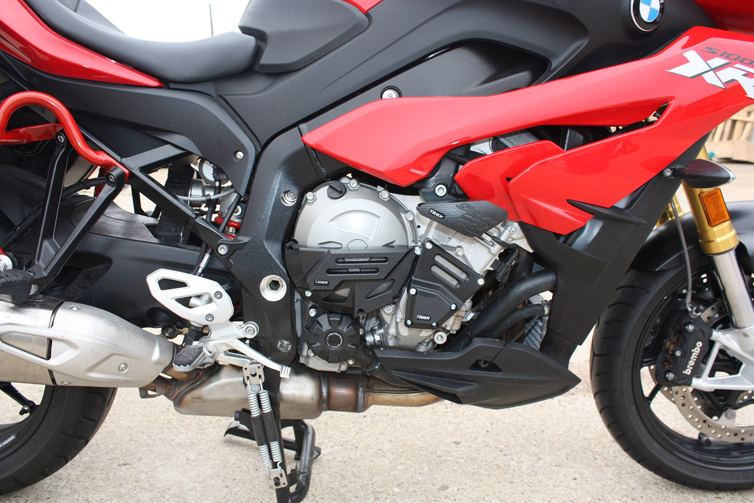 T-Rex Racing 2015 - 2017 BMW S1000XR Engine Stator Pump Case Covers by T-Rex Racing (Image #2)