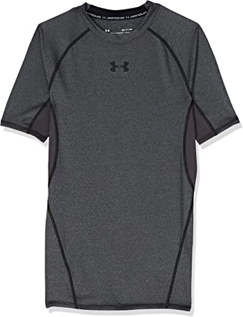 TALLA M. Under Armour UA Heatgear Short Sleeve Camiseta Hombre