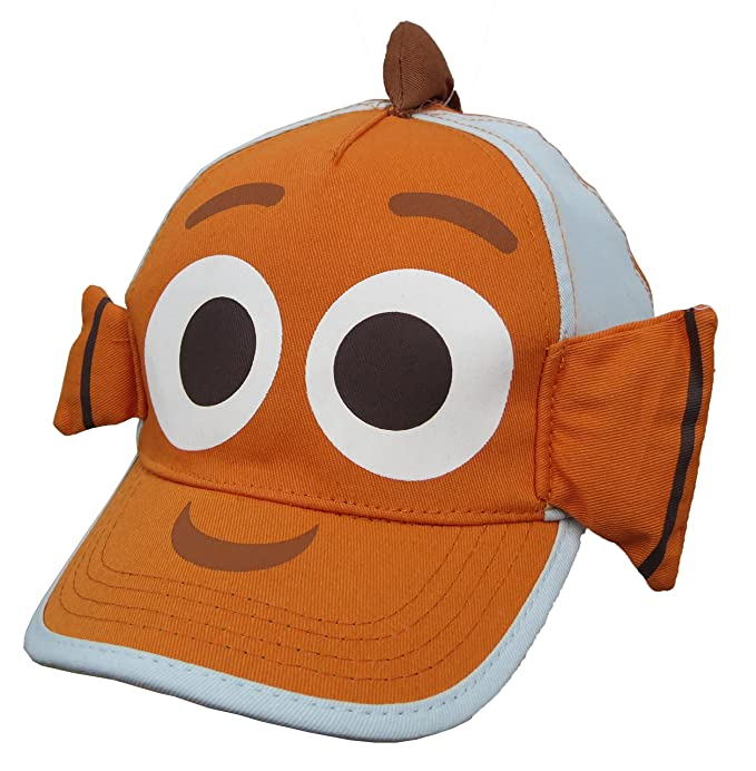 23a1c43ccac7f Amazon.com  Disney Finding Dory   Nemo Boys Cap  Clothing