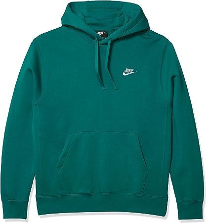 hoodie nike homme vert