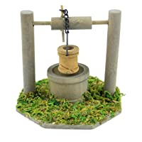 Deals on Touch of Nature Mini Fairy Garden Wishing Well, 3.5 by 3-Inch