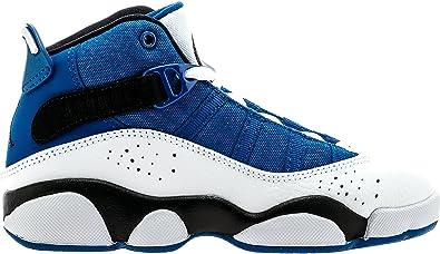 newest 53fc3 e3f5c Nike Jordan 323432-400 Air Jordan 6 Rings Preschool ...