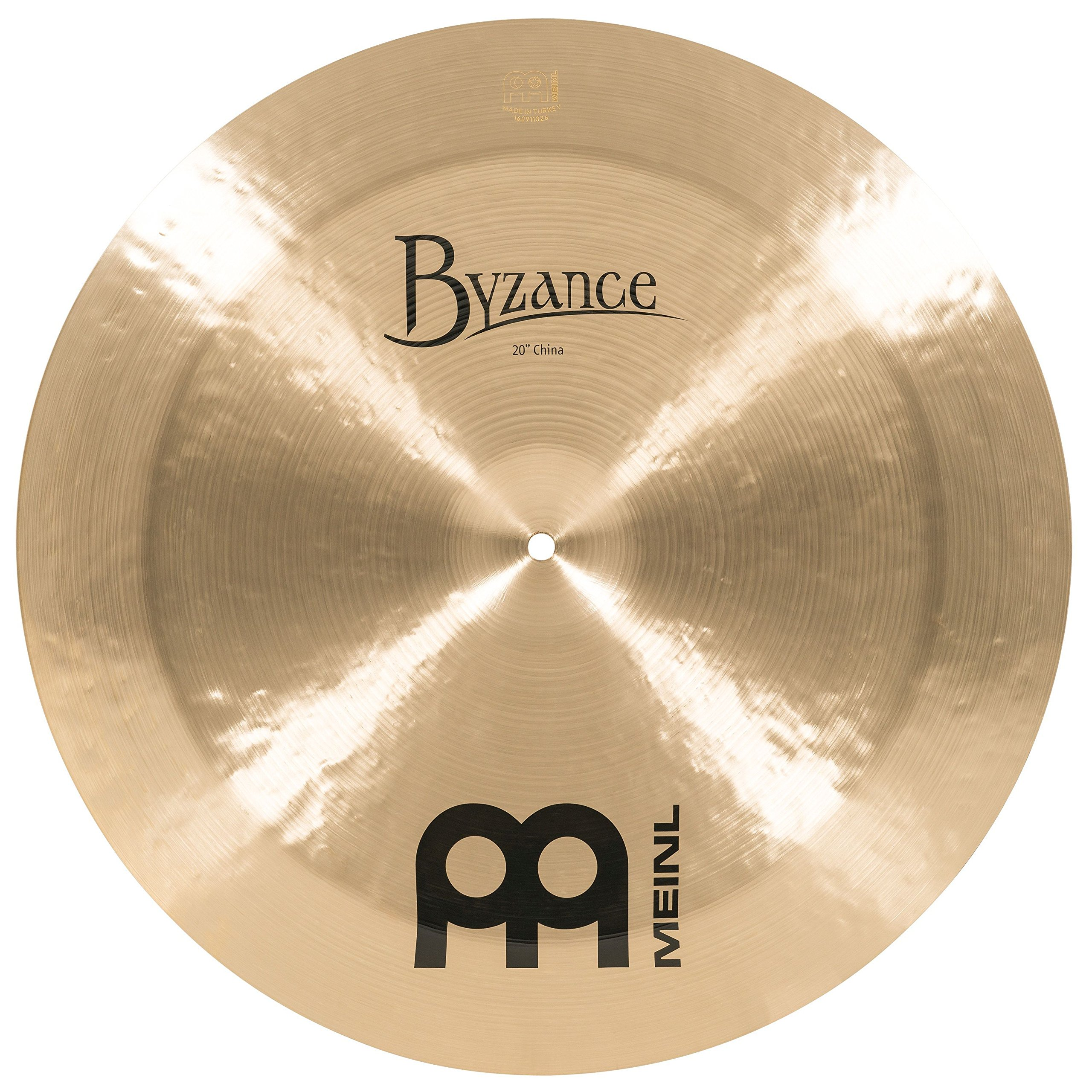 Meinl Cymbals B20CH Byzance 20-Inch Traditional China Cymbal (VIDEO)