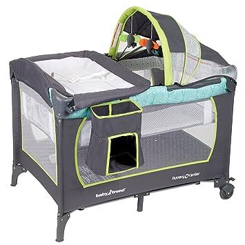 amazon com baby trend serene nursery center woodland baby rh amazon com Trend Baby 8111Sfw Baby Trend Deluxe Playard