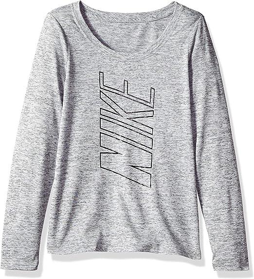 Large and XL New Nike Girls Cotton Graphic Print Shirt Size medium