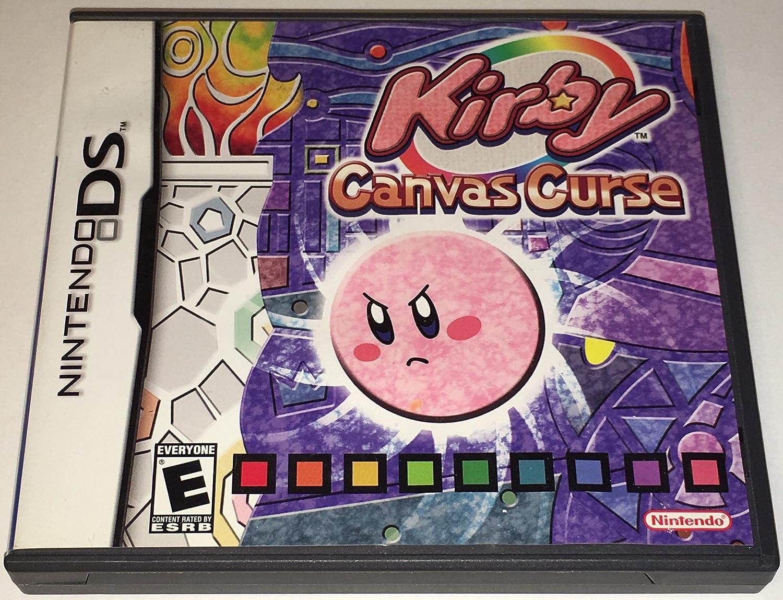 Nintendo Kirby Canvas Curse - Juego: Amazon.es: Videojuegos