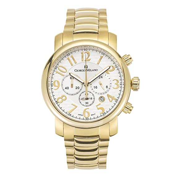 Amazon.com: Giorgio Milano Womens watch
