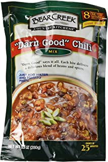 Bear Creek Country Kitchens Darn Good Chili Mix 9 8 Oz Bags