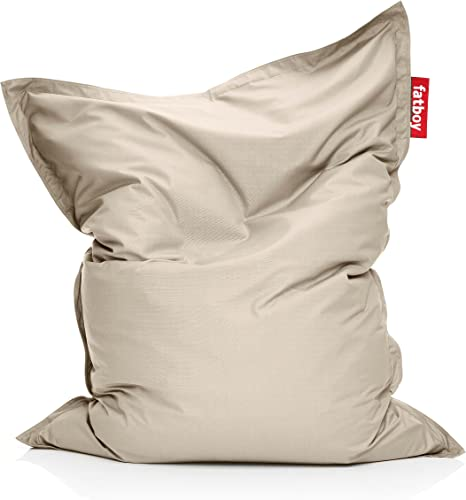 Fatboy The Original Outdoor Bean Bag Chair, Sand