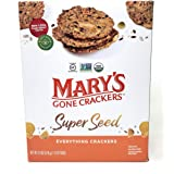 18oz Mary's Gone Crackers Organic, 2 - 9oz Bags
