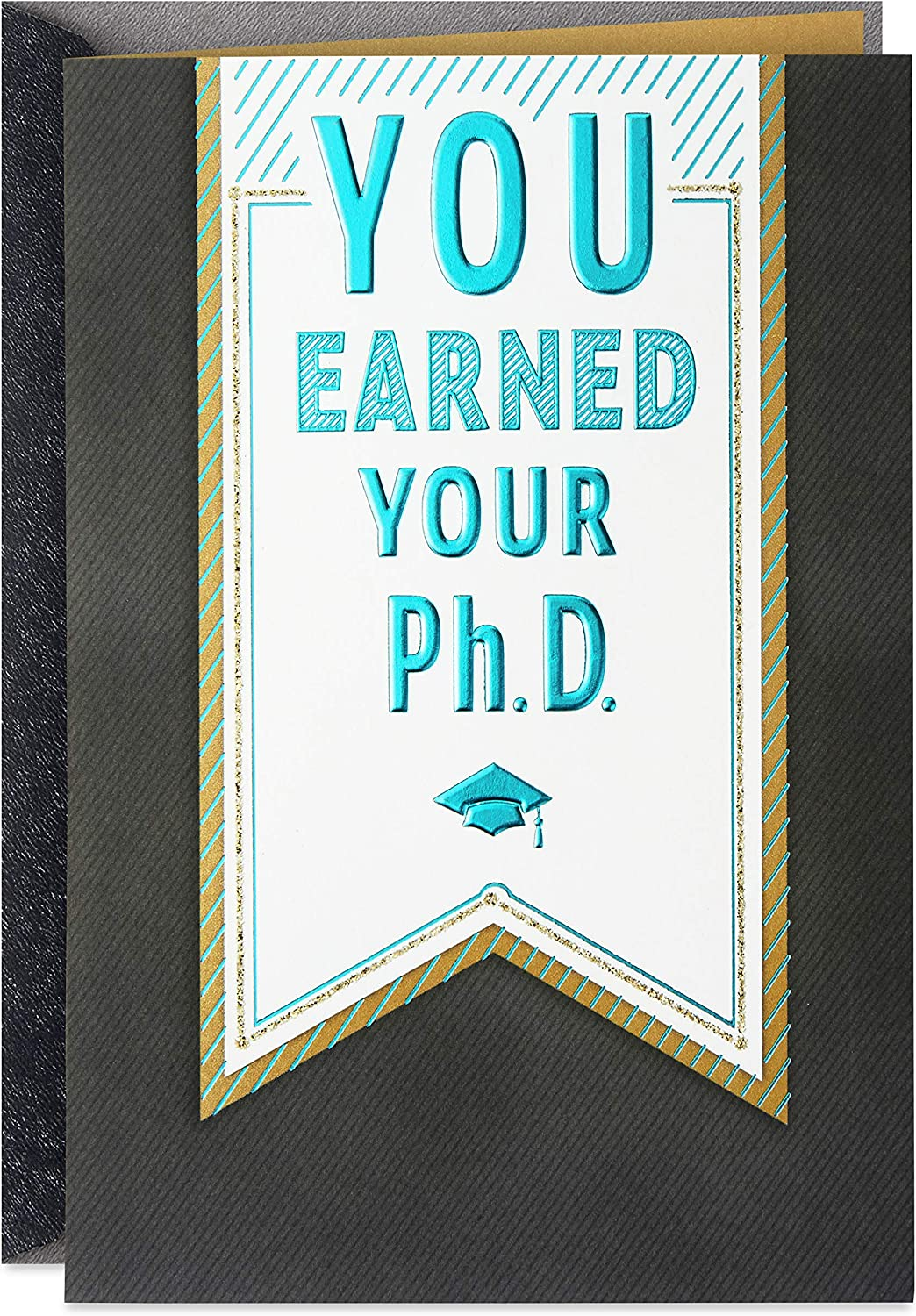 Doctorate Degree,meaningful necklace Doctorate Degree Necklace card Doctorate Masters Degree MBA Doctorate Graduation PhD Graduation Gift