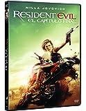 Resident Evil: El Capítulo Final [DVD]