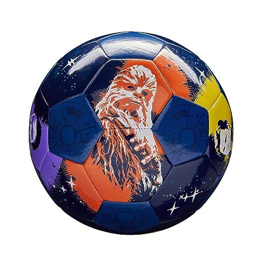 Wilson Sporting Goods Star Wars Han Solo & Chewbacca - Balón de ...