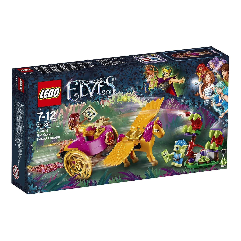 LEGO Elves Azari y la huida del bosque de los duendes