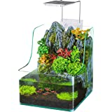 Penn Plax Presents The AquaTerrium Planting Tank - Grow Plants and Fish in one Environment
