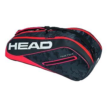 ede21bc116 HEAD Tour Team 6R Combi Raquette de Tennis Sac N/A: Amazon.fr ...