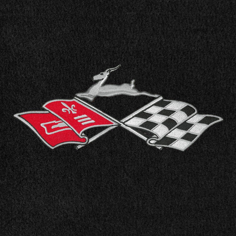 2006-2011 Lloyd Mats Chevrolet HHR SS Logo Velourtex 4pc Floor Mats