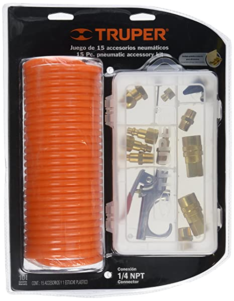 Amazon.com: Air Tools Cleaning And Blowing Accessory Kit 15 Pcs ...