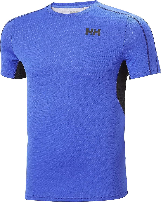 Camiseta De Malla Hombre Helly Hansen HH LIFA Active Mesh T-Shirt