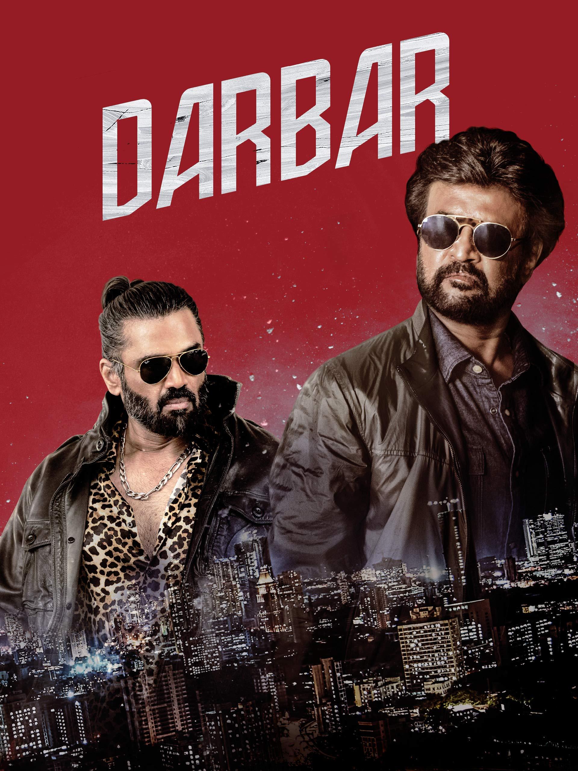 Darbar (Malayalam) on Amazon Prime Video UK
