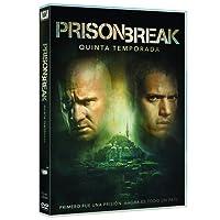 Prison Break Temporada 5 [DVD]