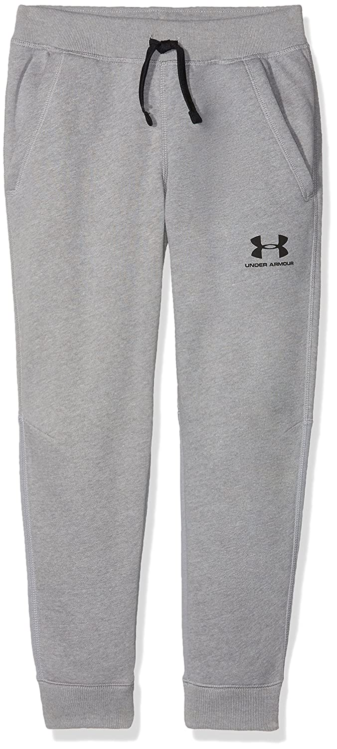EU Cotton Fleece Boy's Jogger Under Armour 1320135