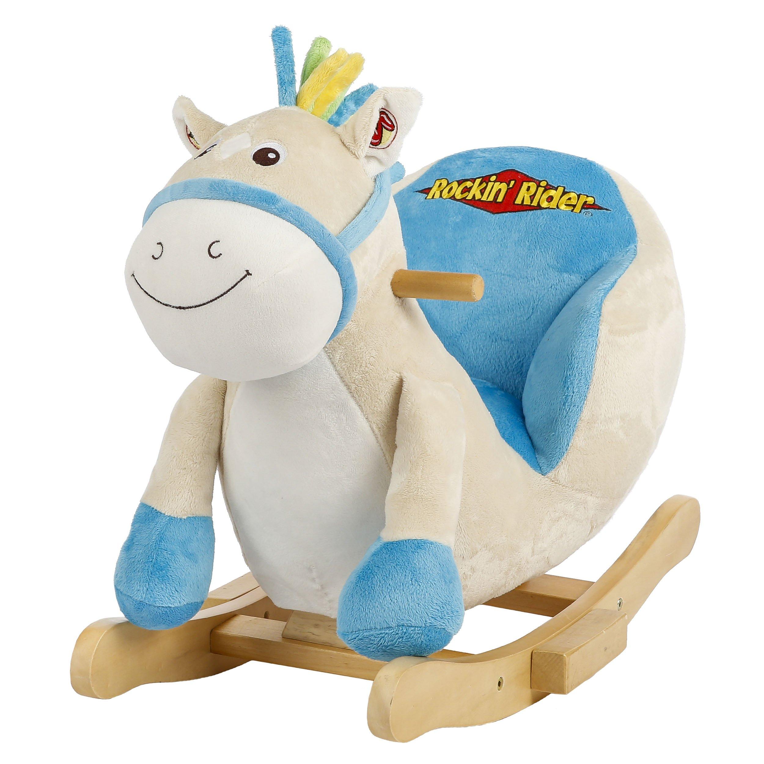 Rockin' Rider Tickles Baby Rocker Ride On