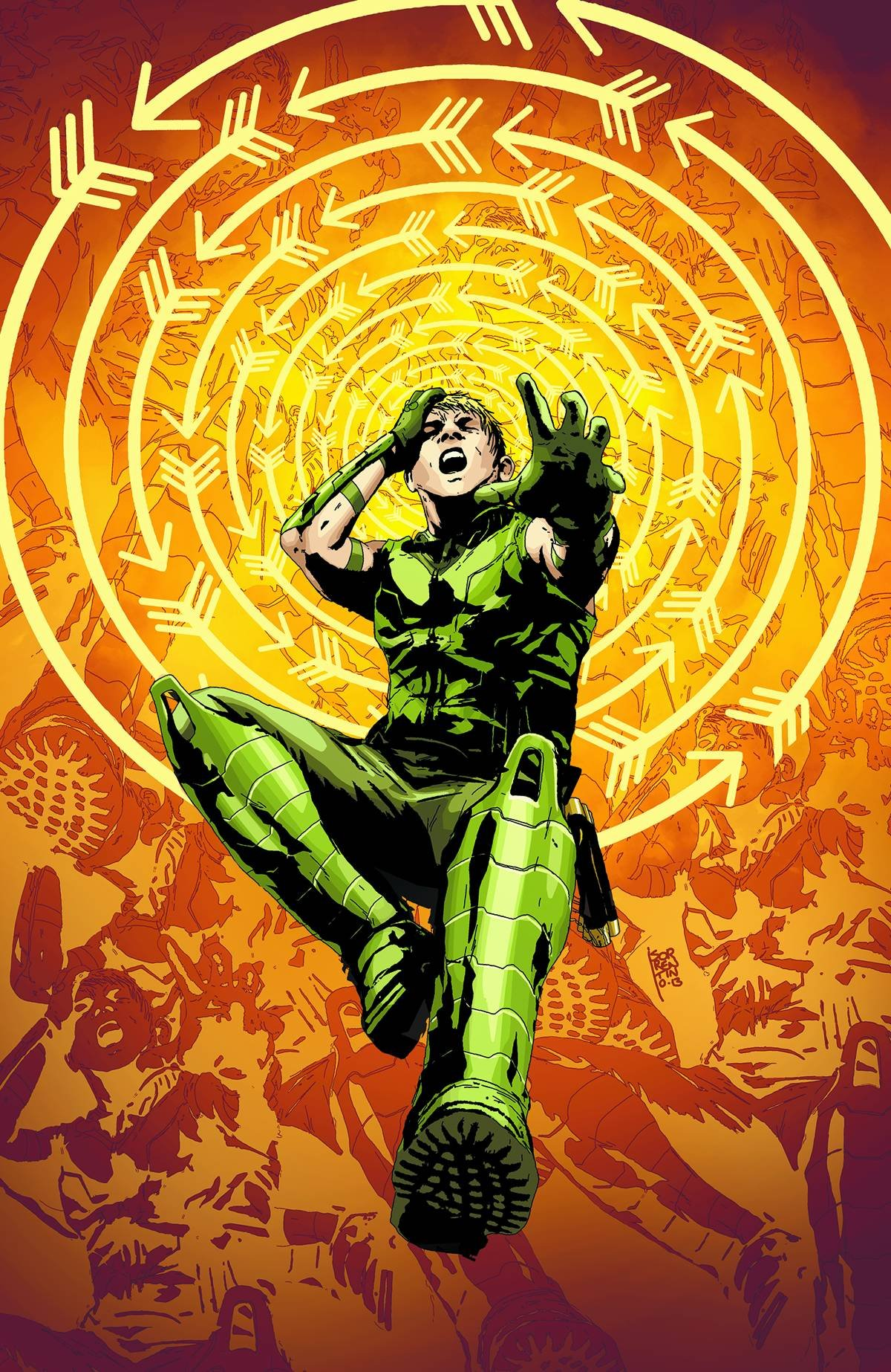 Green Arrow #22 pdf epub