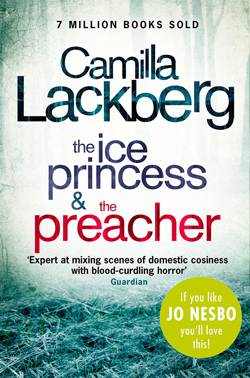 Camilla Lackberg Crime Thrillers 1 and 2: The Ice Princess, The ...