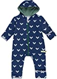 loud + proud Unisex Baby Overall Woll-Anteil